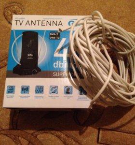 Антенна+кабель