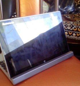 Продам планшетный комп Lenovo miix 2 10.1(silver),