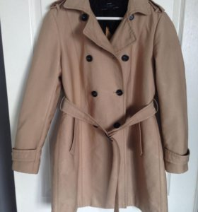 Пальто на весну Zara