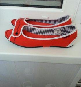 Балетки adidas neo 39 размер