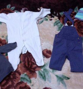 Детсквя одежда на мальчика