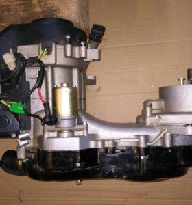 Двигатель для скутера 4Т 139QMB