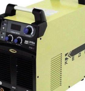Сварочный аппарат кедр arc 315g