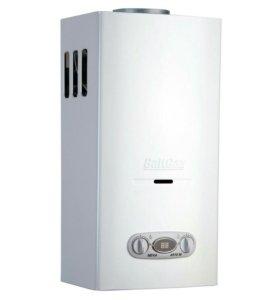 Ремонт газовых водонагревателей.