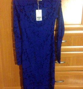 Платье женское(кружево)