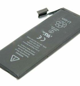 Аккумулятор на Apple iPhone 5/5s/6
