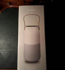 Колонка Samsung WIRELESS SPEAKER Bottle Design