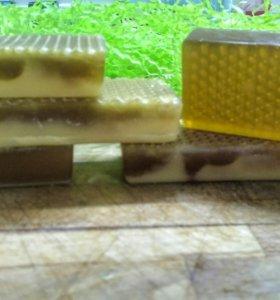 Медовый спас - медовое мыло ручной работы