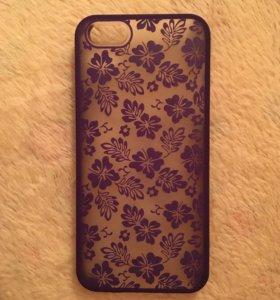 Чехол на iPhone 5, 5S, SE
