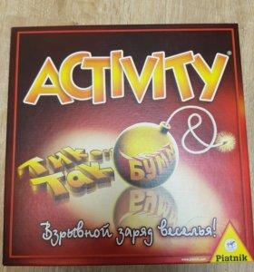 Игра Активити тик-так бумм