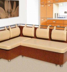 Кухонный диван люкс