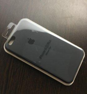 Чехол iPhone charcoal case 6plus silicone case