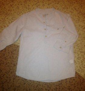 Рубашка для мальчика Zara.