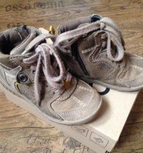 Детские ботинки Ecco