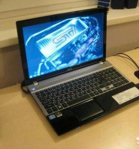Игровой 4х-ядерный ноутбук Acer Core i5