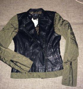 Новая курточка Bershka с биркой