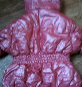 Курточка на 1-2г