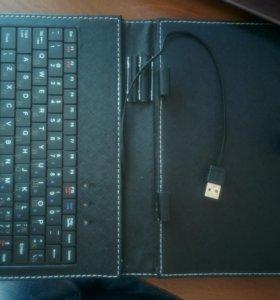 Чехол с клавиатурой