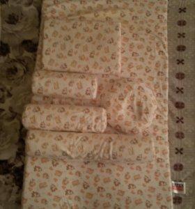 Матрац и подушки