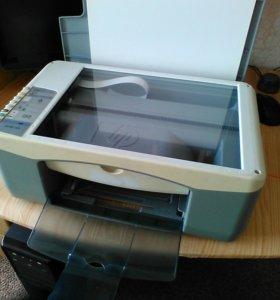 Принтер НР1410 (три в одном )
