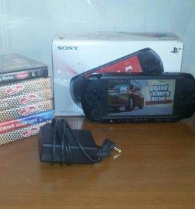 Sony PSP-E1008 CB