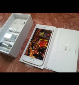 Iphone 6 16gb - gold