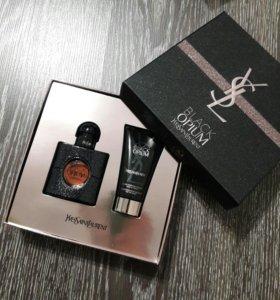 Парфюм YSL Подарочный набор BLACK OPIUM 30мл