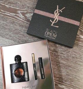 Парфюм YSL Подарочный набор BLACK OPIUM 50 мл