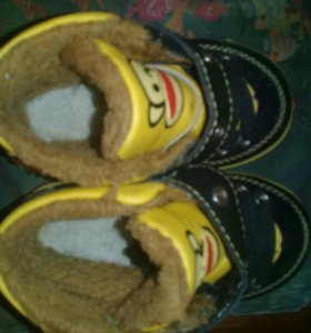 Осенние ботиночки