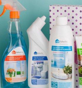 Безопасные моющие средства