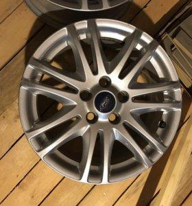 Диски литые на Ford Focus оригинал