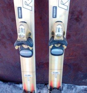 Лыжи детские горные rossingnol