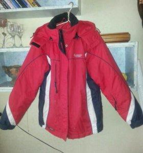 Куртка д/с