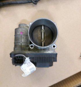 Дроссель ниссан двигатель QR20