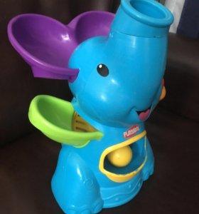 Игрушка детская слоник.