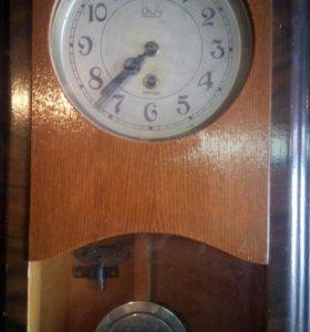 Часы омз янтарь