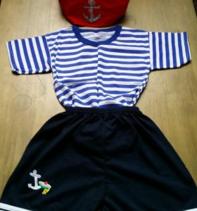 костюм морячка(на утренник)