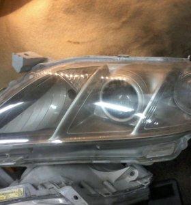 Фары, оптика на Toyota Camry v40