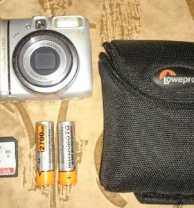 Фотоаппарат Canon Power Shot A580