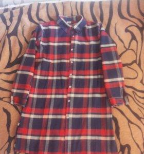 Новая рубашка туника