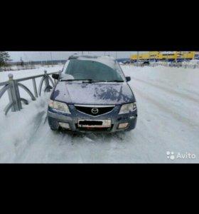 Бампер перед Mazda premasi