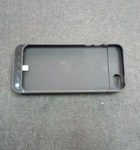 Чехол АКБ для iPhone 5/5c/5s