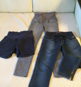 Джинсы и шорты hm