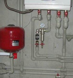 Отопление электромонтаж
