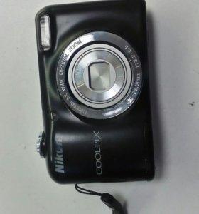 Компактный фотоаппарат Nikon coolpix l27