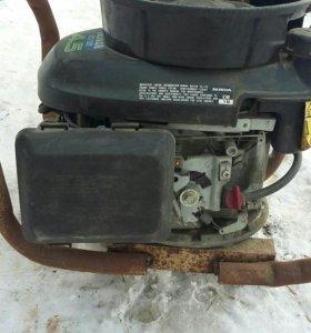 Двигатель от газонокосилки