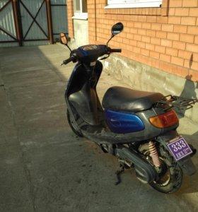 Скутер Ямаха Джог II