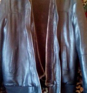 Куртка, мужская, 58размер,