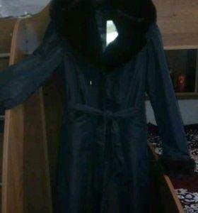 Пальто новое с подстежкой