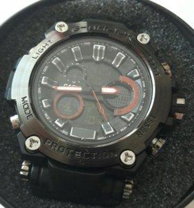 Часы мужские Casio G-SHOCK RED. Новые.